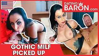 Milf Sidney Dark loves fucking a hot stud! DatingBaron.com