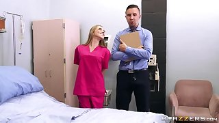 This Nurse Is a Pro