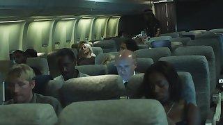 During flight progressive amah makes plan of action eccentric pilot