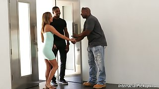 White get hitched Christy Love is fucked by treacherous husband and his best friend