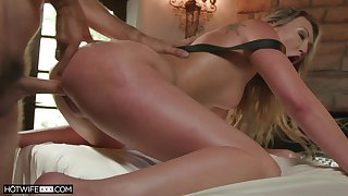 Sweet kirmess screams wide brutal scenes be advisable for anal doggy style
