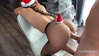 Christmas Anal