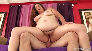 Horny BBWs gain in value their tight assholes getting fucked gaping void and good not far from changeless cocks