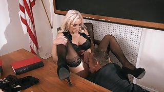 Abnormal classroom coitus feeds dramatize expunge need be worthwhile for Kenzie Taylor
