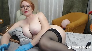 Big Tittied Mature Cooky Ivetta Shine