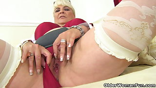 An older chick means fun accoutrement 455